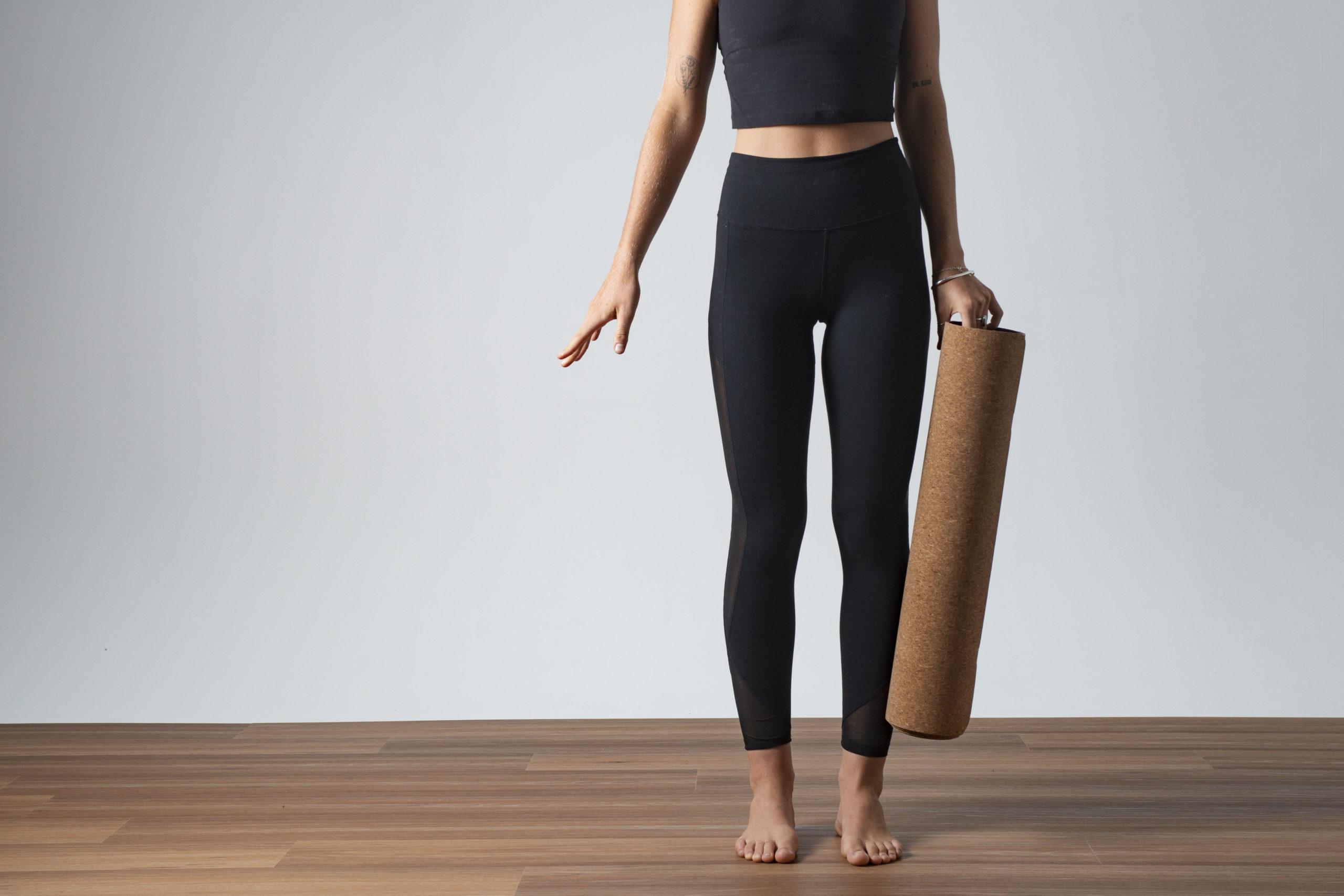 Yoga Matt and Physical Benefits