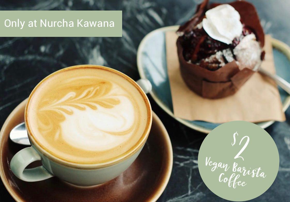 $2 Nurcha Vegan Barista Coffee
