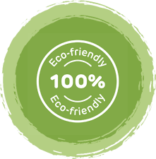 Nurcha 100% Eco Friendly