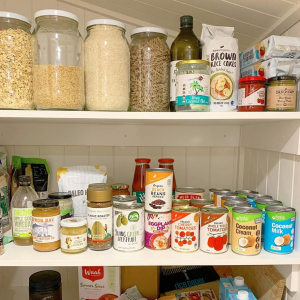 Rearrange the pantry - Activities that bring joy