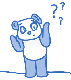 Confused Bear250